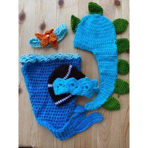 Newborn Knit Photo Props